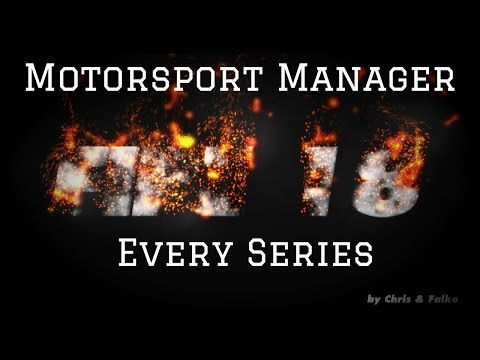 Let's Play Motorsport Manager - Doha 2020
