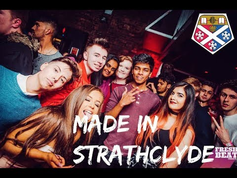 Made in Strathclyde | A week in the life at Strathclyde University