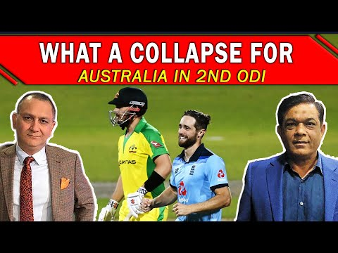 What a Collapse for Australia in 2nd ODI | Detailed Review