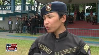 K-9 dog units ng PNP, nagtagisan ng galing