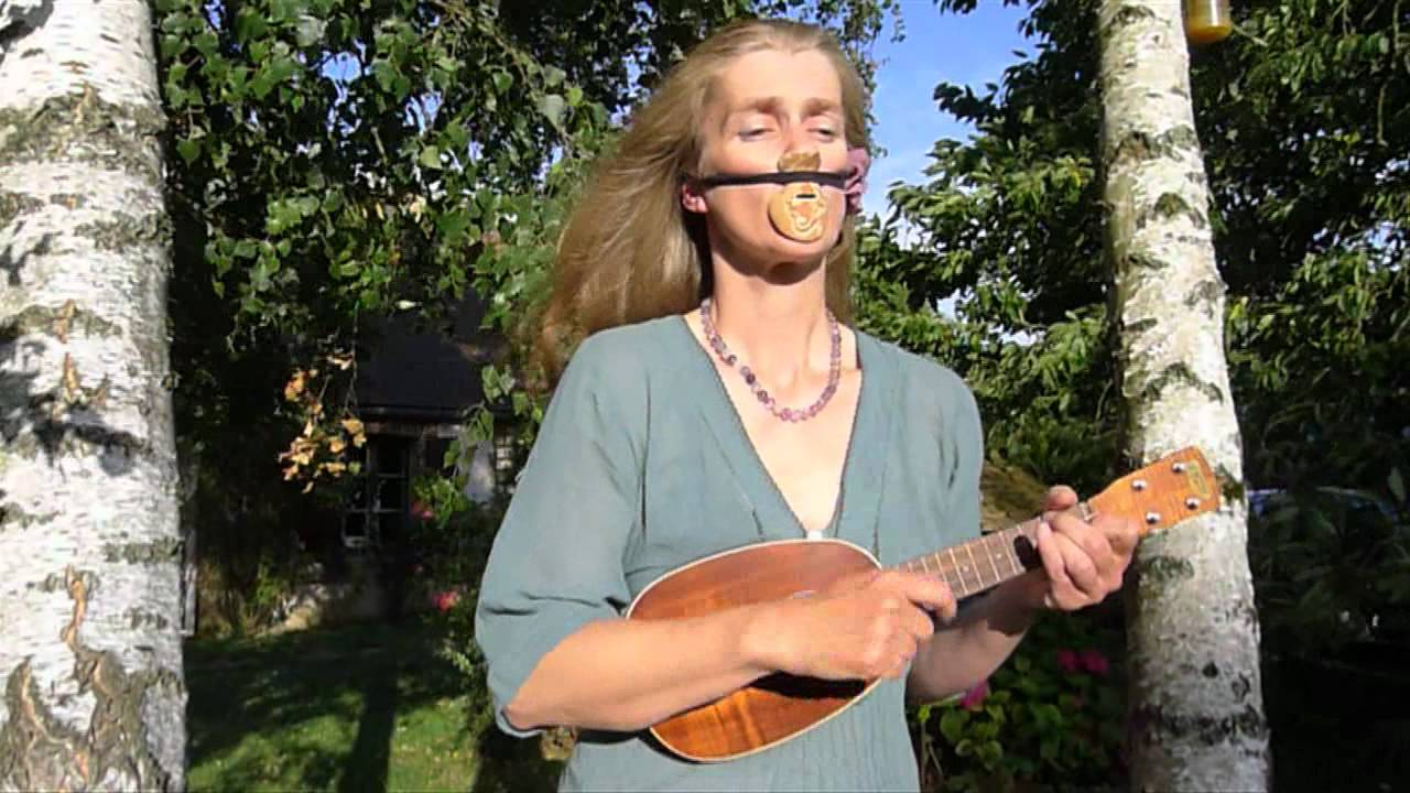 BACH ON THE NOSE FLUTE!!