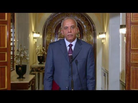 تونس: كلمة الحبيب الجملي بعد تكليفه بتشكيل الحكومة  - نشر قبل 25 دقيقة