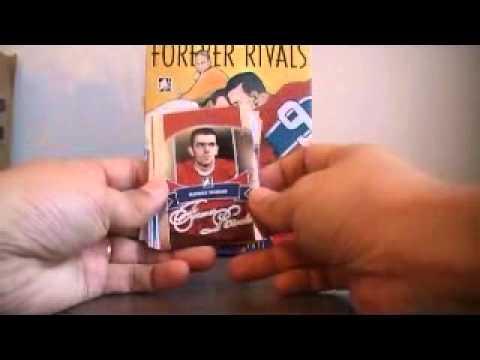 SportsCardForum.com Live Break: 2012/13 ITG Forever Rivals Hockey