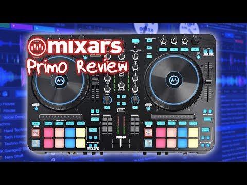 Mixars Primo Review - Solid Midrange Serato DJ Controller!