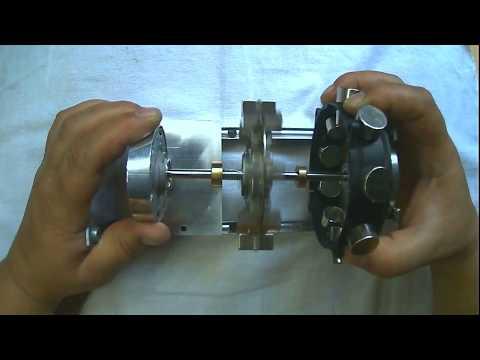 2a092fcafac Cientista Brasileiro desenvolve motor magnético perpétuo! - YouTube