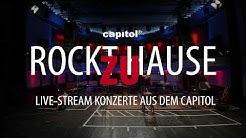 Rockt zu Hause - 14. Live-Stream Benefizkonzert aus dem Capitol