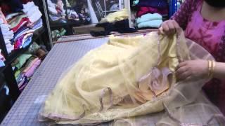 adding volume to lynga skirt