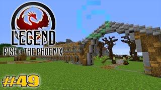Geschenke, Geschenke!: Minecraft Legend #49 - Rise of the Phoenix