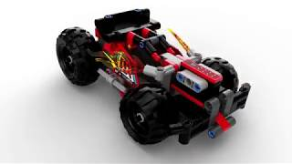 LEGO Technic 42073 BASH! 360°