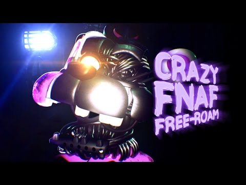 THIS FNAF GAME IS TOO REALISTIC.. || FNAF: Lost And Found