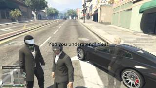 GTA 5 FUNNY MOMENTS 2 [ARGUING WITH EACH OTHER]