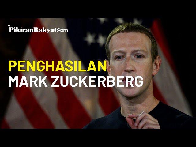Hanya Butuh 2 Menit Bekerja, Bos Facebook Mark Zuckerberg Bisa Kantongi hingga Rp 468 Juta
