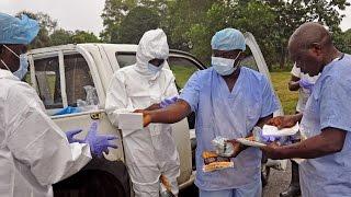 【エボラ出血熱】致死率90%!!流行中!!恐怖の感染症「エボラ出血熱」の症状とは 1