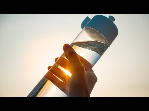 Drink Sun Charged Water To Supercharge Your Health