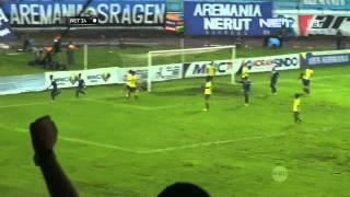 NET24 - Cristian Gonzales Bawa Arema Susul Persebaya Di Piala Gurbenur