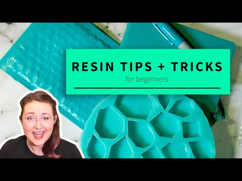 Resin Crafting: Tips and Tricks for Beginners 2020
