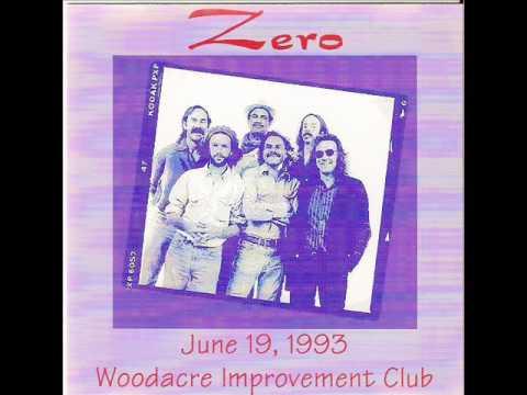 Zero - Severe Tire Damage - Woodacre Improvement Club, Woodacre, CA 6/19/93 (Audio Only)
