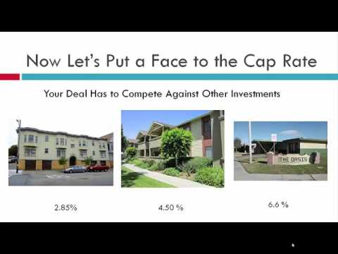 Net Operating Income | Master Class Lesson 5 - 8/2/14