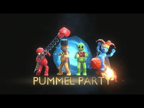 ХОРРОР НЕ ЗАШЕЛ, ИДЕМ В НАСТОЛКУ. PUMMEL PARTY)))