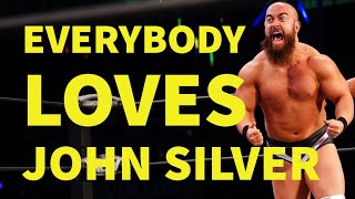 Everyone loves John Silver of the Dark Order | AEW Dynamite Podcast | #TweetTheTable