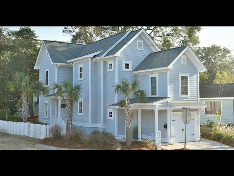 VIDEO TOUR: Charleston SC Real Estate: 315 Morrison Street Mt. Pleasant SC