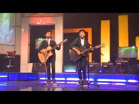 Danta Tata from Vertical Band  Live TVRI Jatim, Acoustic (Api dan Air: Naif, Bis Kota: Franky S)