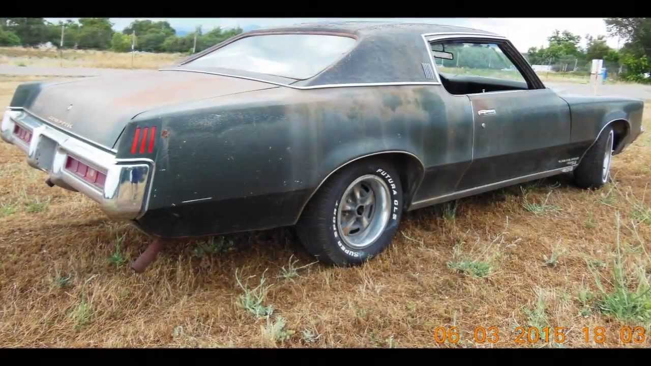 FOR SALE 1969 grand prix sj 428HO automatic, posi ...