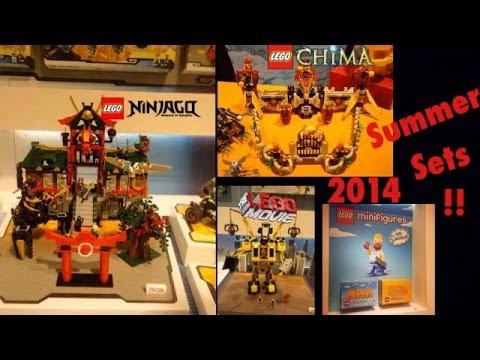 New Lego 2014 Summer Sets:Lego Chima,Lego Movie,Lego Ninjago ...