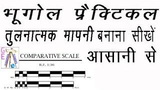 COMPARATIVE SCALE