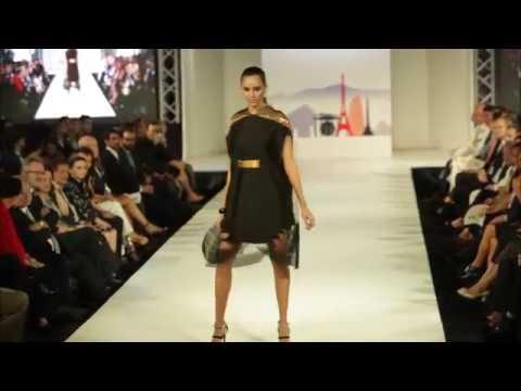 Pasarela moda Francia-Venezuela 2017