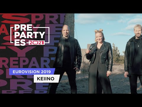 KEIINO - Monument - Noruega 2019 ?? | #PrePartyES21