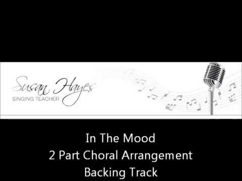 In the Mood (rehearsal track)