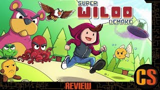 SUPER WILOO DEMAKE - PS4 REVIEW (Video Game Video Review)