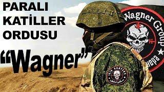 KAFA KESEN RUS VE UKRAYNALI PARALI ASKERLER (Wagner)