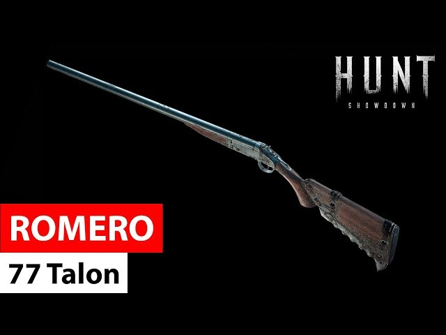 Romero 77 Talon | Hunt: Showdown
