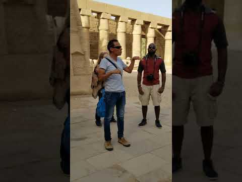 Karkak Temple Luxor Egypt 2