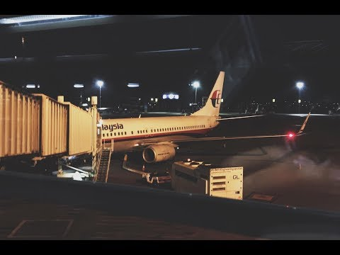 Malaysia Airlines Flight Report: MH724 Jakarta-Kuala Lumpur