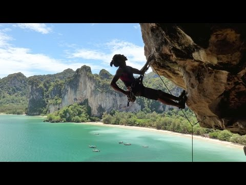 Real Rocks Climbing School and Tours at Railay Beach ...