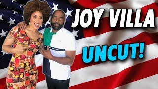 Joy Villa Talks Politics, Race, Scientology, Trump & LGBTQ! (#133)