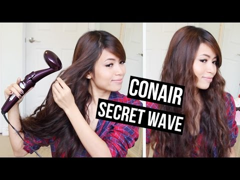 Conair Infiniti Pro Secret Wave Review