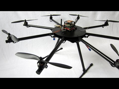 From a diy Arduino quadcopter to a versatile octocopter flight controller.