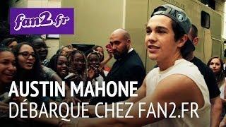 Austin Mahone débarque chez fan2.fr, le teaser !