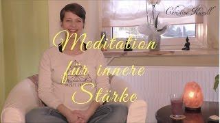 Geführte Meditation für innere Stärke - WunderTV 2017, Folge 91