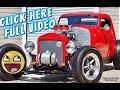 1937 Fiat Topolino Street Rod / 350 V8 Swapped!!! [Little Italy]