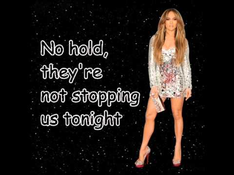 Jennifer Lopez ft  Flo Rida   I'm goin' in Lyrics