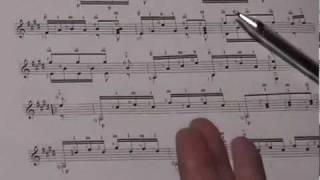 26.Ю. Кузнецов Уроки игры на гитаре Андантино (теория)