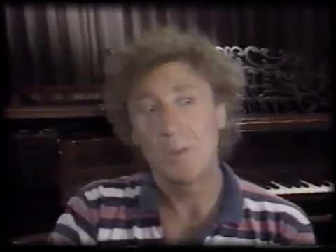 THE WILDER SIDE OF GENE   Thats Showbiz August 1984