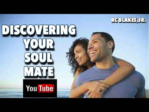WISDOM FOR DISCOVERING YOUR SOUL MATE - Soul-Ties are developed, Soul-Mates are discovered.