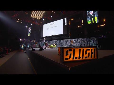 VR Vision | David Helgason | Slush 2015