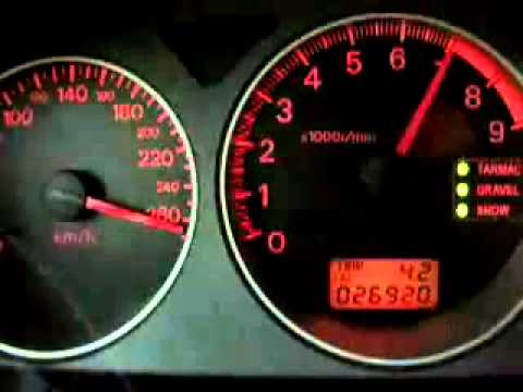 Lancer Evolution 8  Top Speed 0 700 kmh   Engine and Chassis Evolution